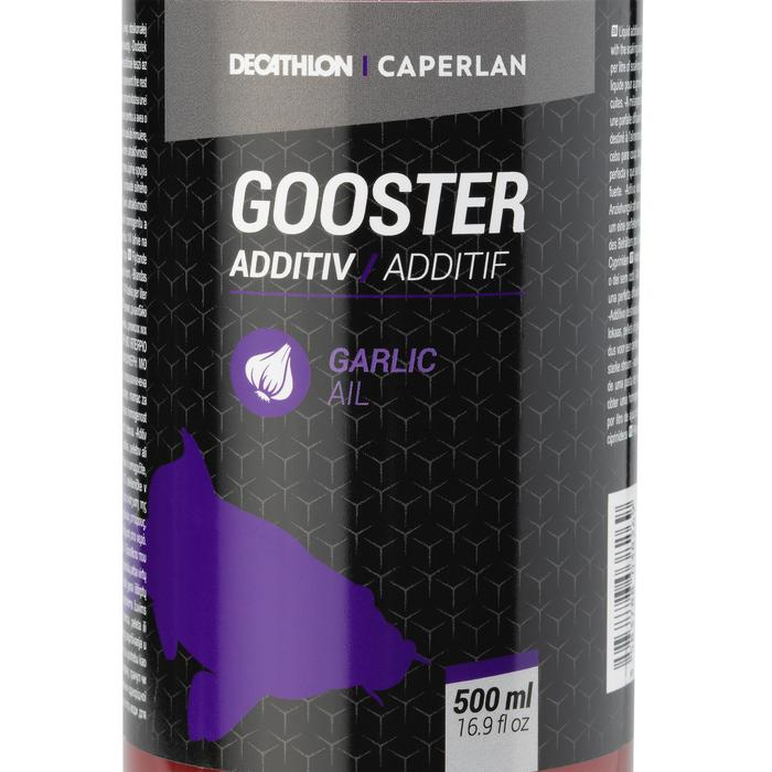 ADDITIF LIQUIDE PÊCHES AU COUP GOOSTER ADDITIV AIL CAPERLAN