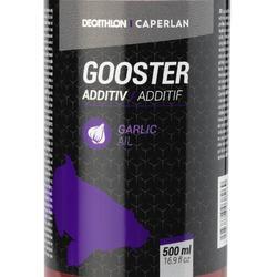 Vloeibaar additief voor statisch vissen Gooster Additiv look Caperlan