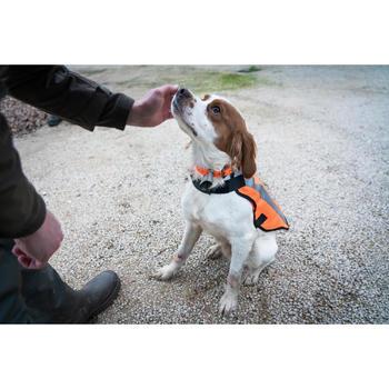 Hondenjasje voor jagershond 100 fluogeel
