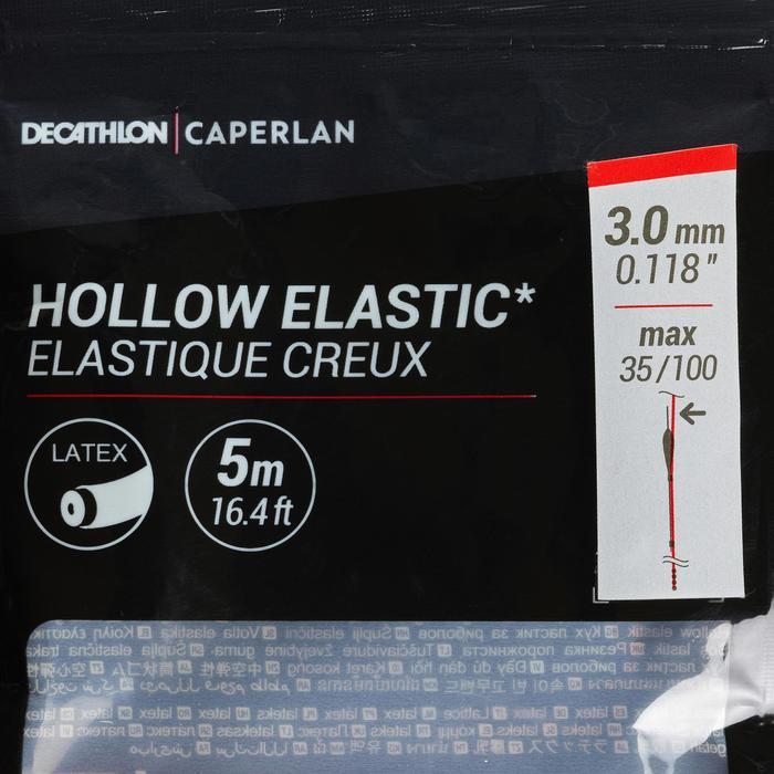 ELASTIQUE CREUX 3MM 5M