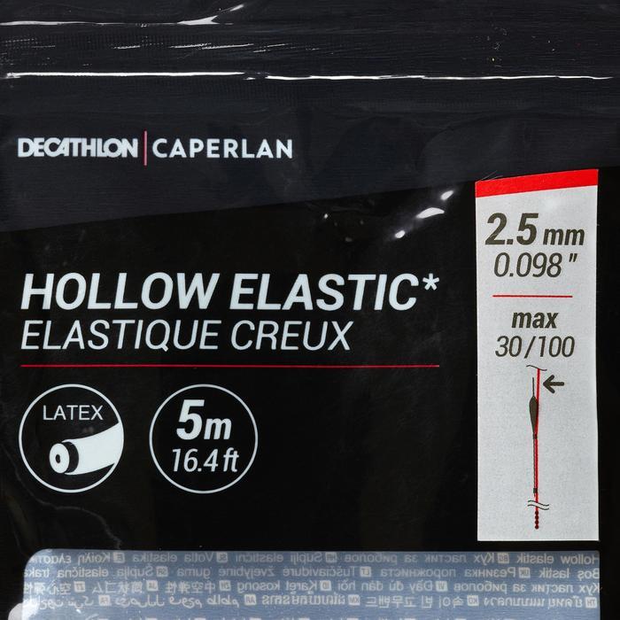 ELÁSTICO HUECO 2,5 mm 5 m Carpa al coup