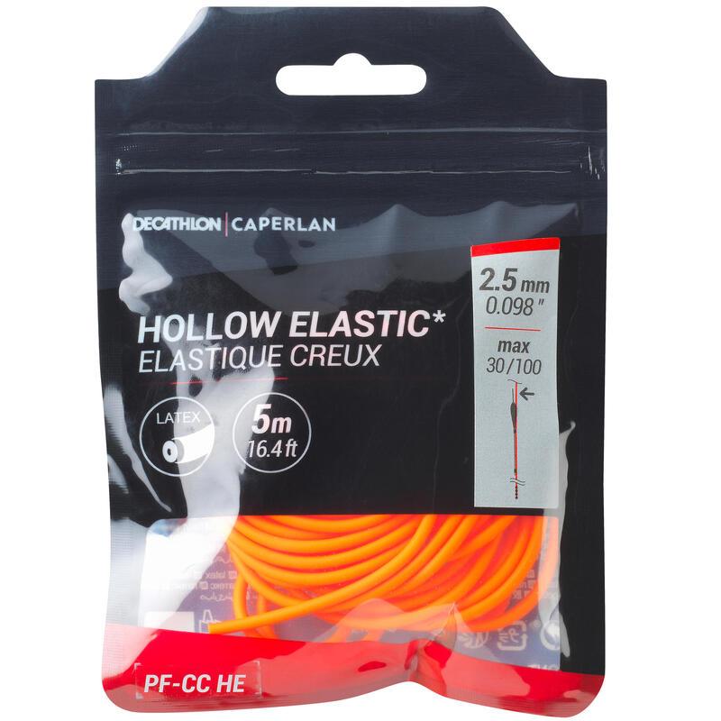 HOLLOW ELASTIC 2.5MM 5M Carp still fishing