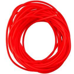 Hol elastiek PF-CC HE 2,1 mm voor statisch karperhengelen