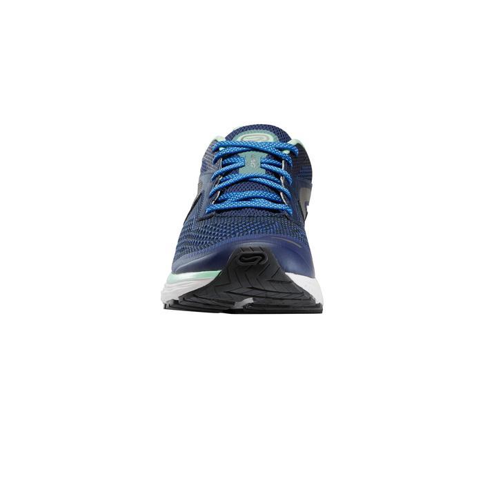 Zapatillas Running Kalenji Kiprun Long Mujer Azul/Verde