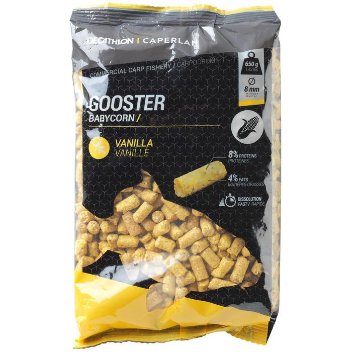 Baby corn 8 mm 0,7 kg vanille voor karpervissen met de vaste lijn