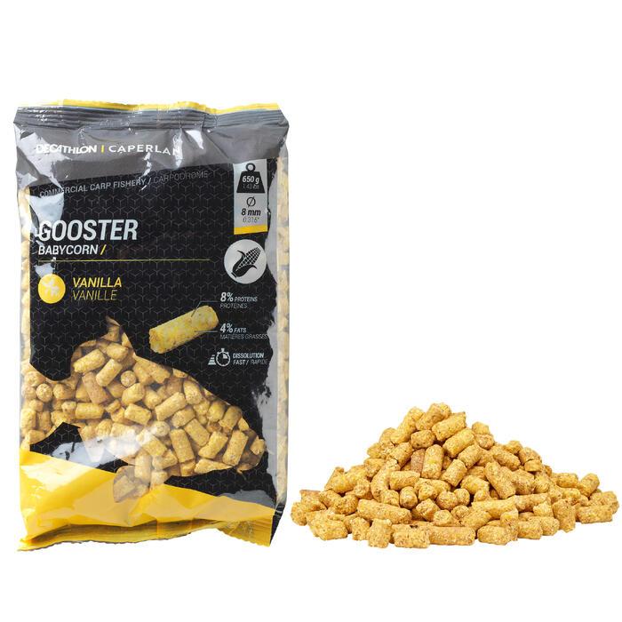 Gooster Pellets BBC Vanille 8mm 0,7kg zum Friedfischangeln