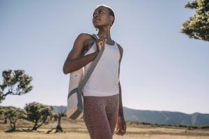 Onderhoud yoga mat