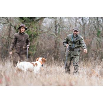 Jagd-Regenjacke 500 grün