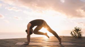 Yoga voor lopers
