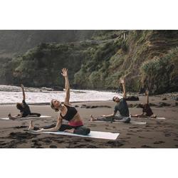 Yoga-Hose Herren grau