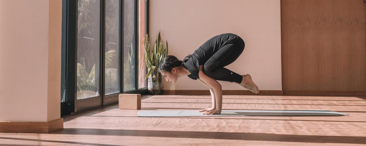 如何選擇適合的瑜珈類型-動態瑜珈