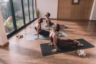 DOMYOS Studio Yoga Mat