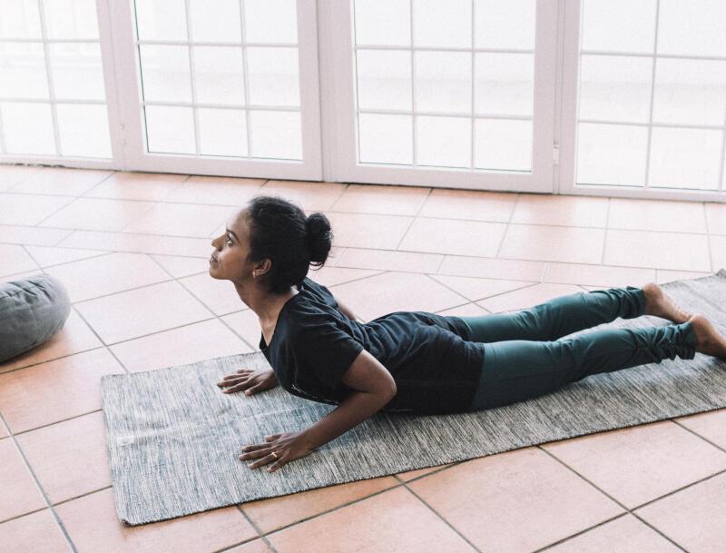 De beste types yoga tegen rugpijn