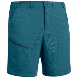 Men's Hiking Shorts MH100 - Petrol Blue