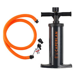Pompa a mano float tube pesca artificiali FLTB POMP 2x 1,4 L