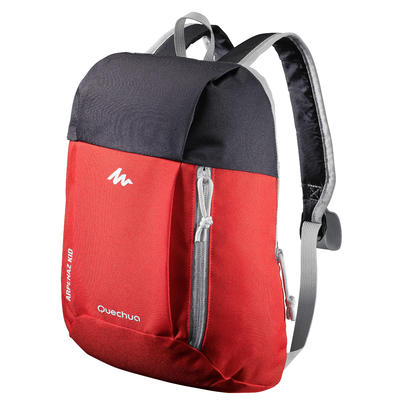Kids' Hiking Backpack Arpenaz 7 Litres – Red