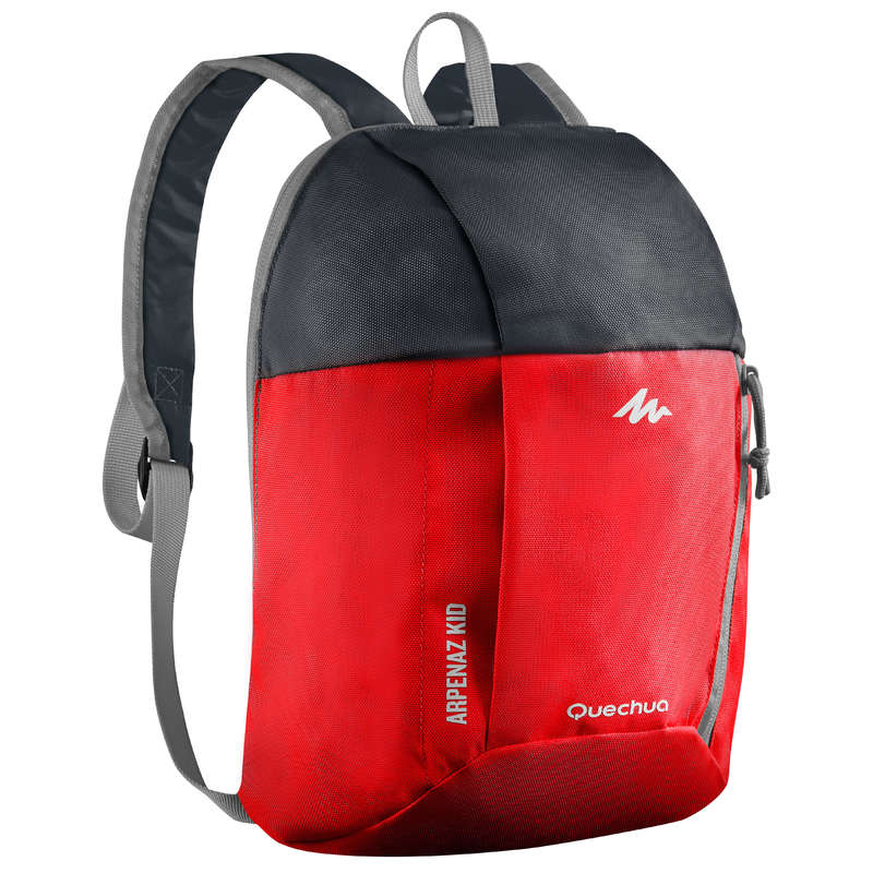 CHILD HIKING BACKPACKS - NH100 Kids 7L Backpack - Red