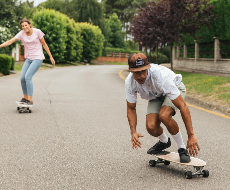 Cruising the street with the carve 540