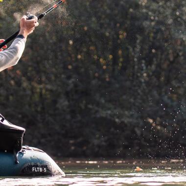8 ragioni per inziare a pescare in belly boat