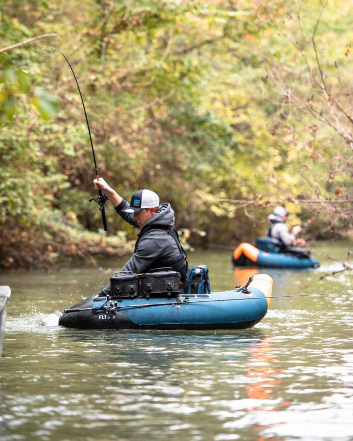 faire de la pêche sportive un vrai sport