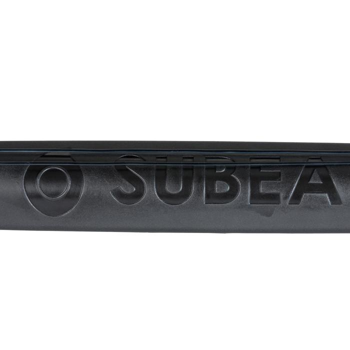 Fusil Gomas Pesca Submarina Subea SPF540 Tubo Hueso Sepia (Cabezal Abierto)