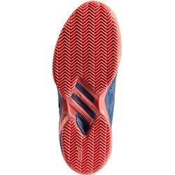 Tennisschoenen voor dames Asics Solution Speed Clay blauw/roze