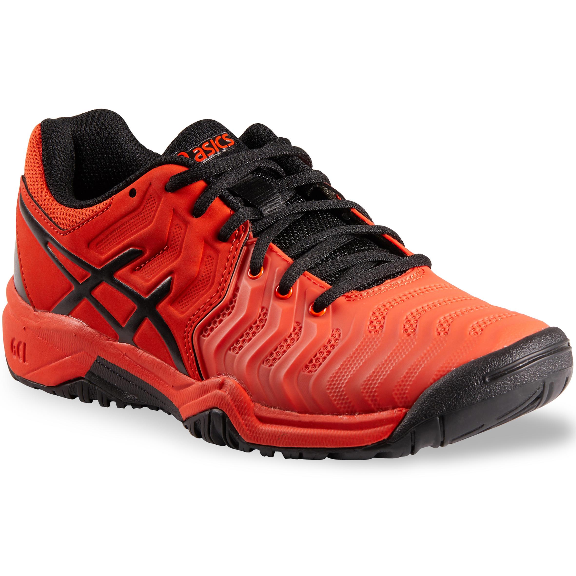 asics tennis shoes junior uk