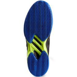 Tennisschuhe Gel-Solution Speed 3 Sandplatz Herren schwarz/blau