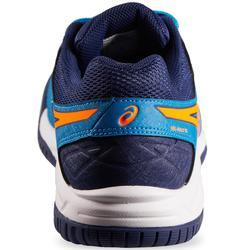 Tennisschuhe Gel Padel Pro 3 GS Multicourt Kinder blau/orange