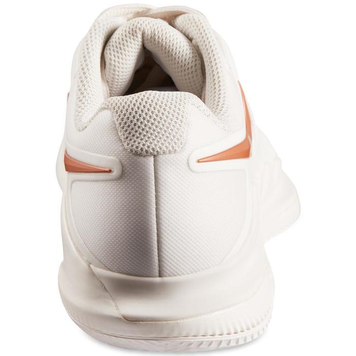 Tennisschuhe Nike Vapor Damen beige/ockerfarben