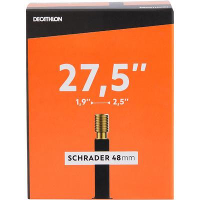 CHAMBRE A AIR 27.5x1,9/ 2,5 VALVE SCHRADER 48 MM