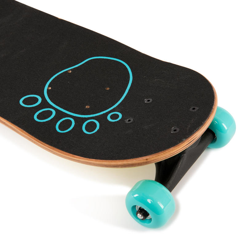 Skateboard niños 3 a 7 años Play 120