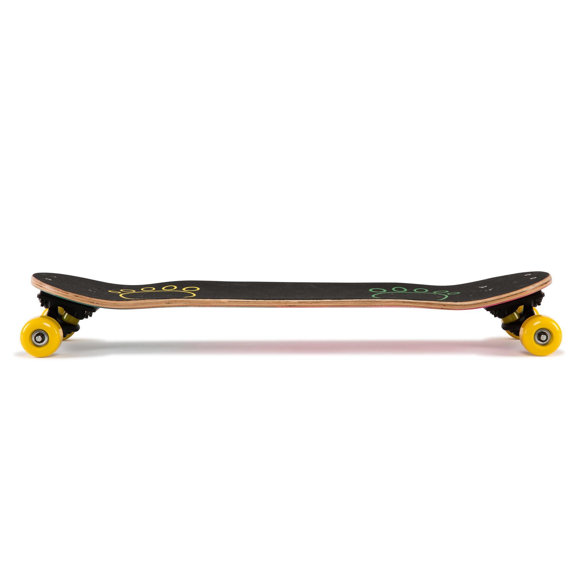 Voor Professor Tot 7 Jaar 120 Van 3 Skateboard Play Kinderen