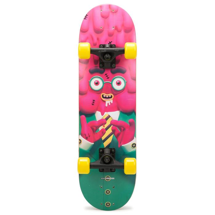 Kids' 3-7 Years Skateboard Play 120 Professor