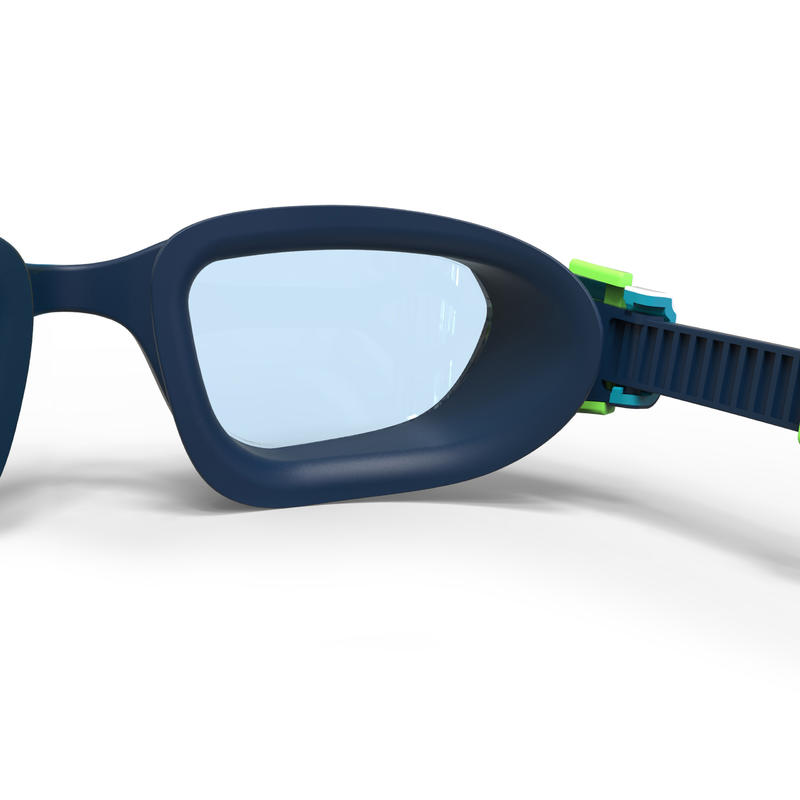 Swimming Goggles SPIRIT 500 Clear Lens - Blue Green