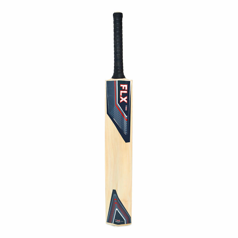 T990 ADULT KASHMIR WILLOW ADVANCED CRICKET BAT GREY