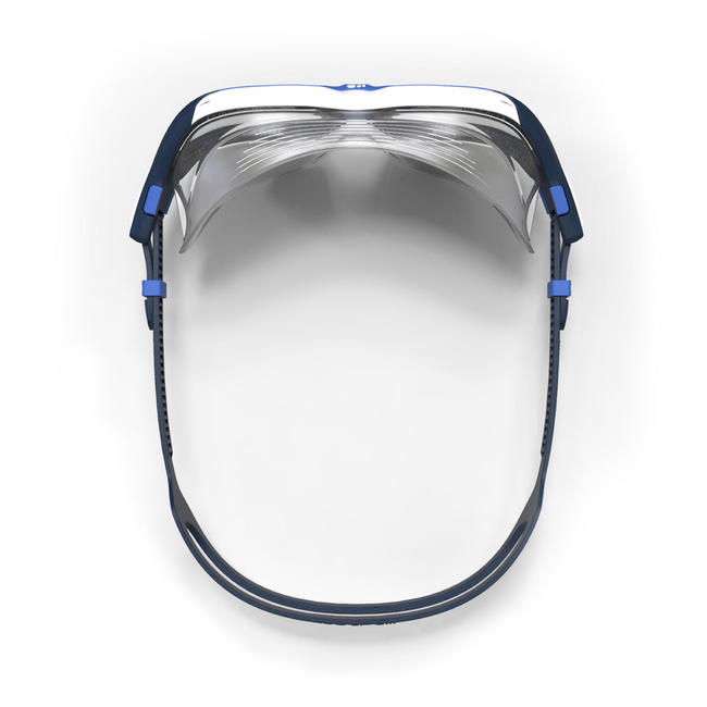 SWIMMING MASK ACTIVE SIZE LARGE -BLUE WHITE