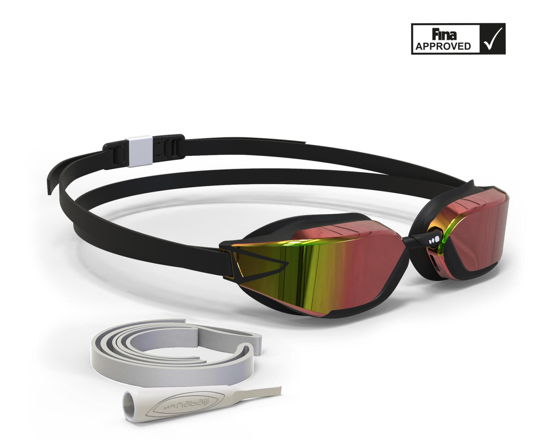 B-FAST SWIMMING GOGGLES 900- FINA APPROVED