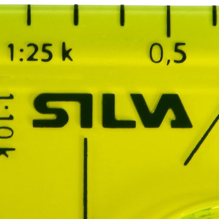 Kompass mit Platte Silva Evasion