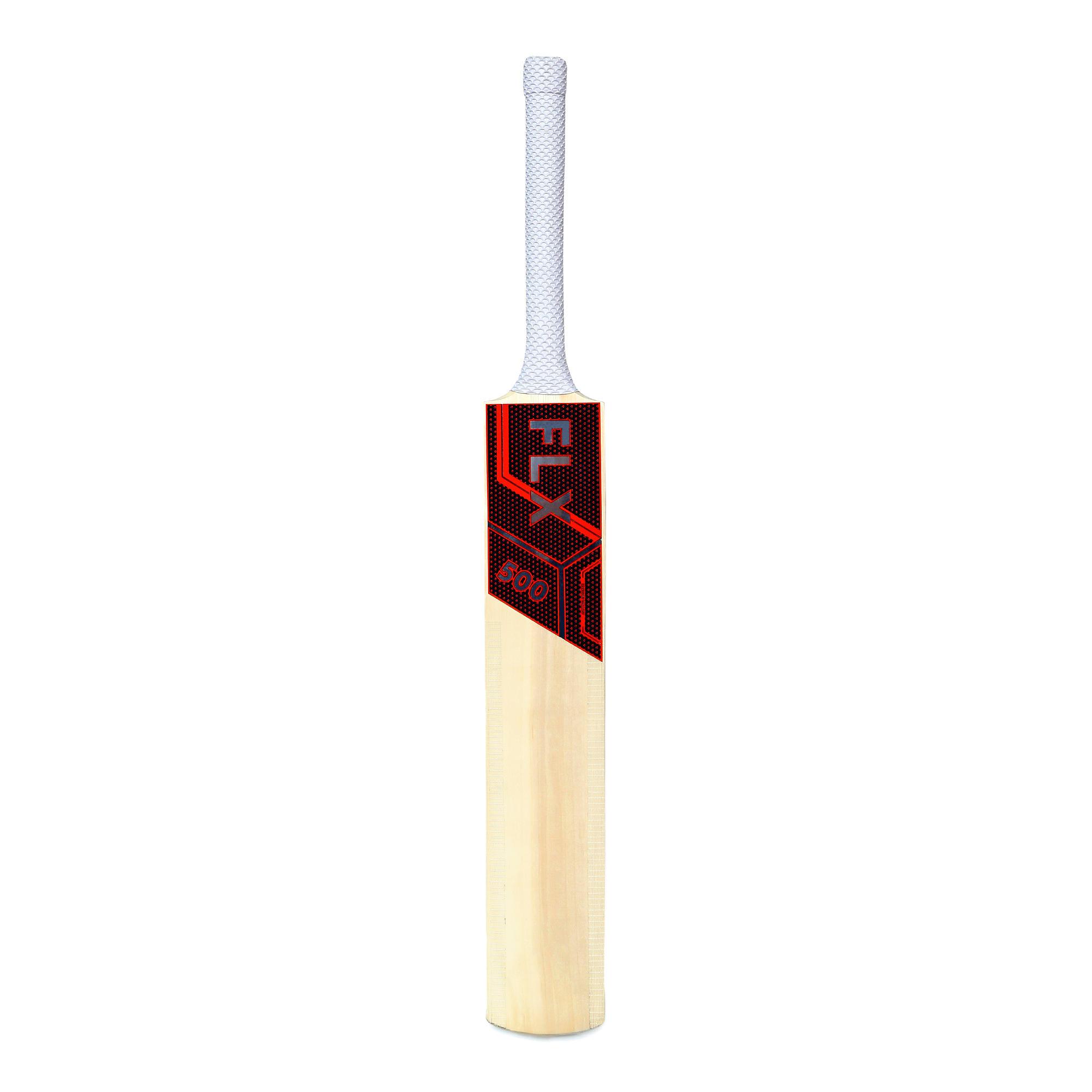 CRICKET BAT KW 500 RED