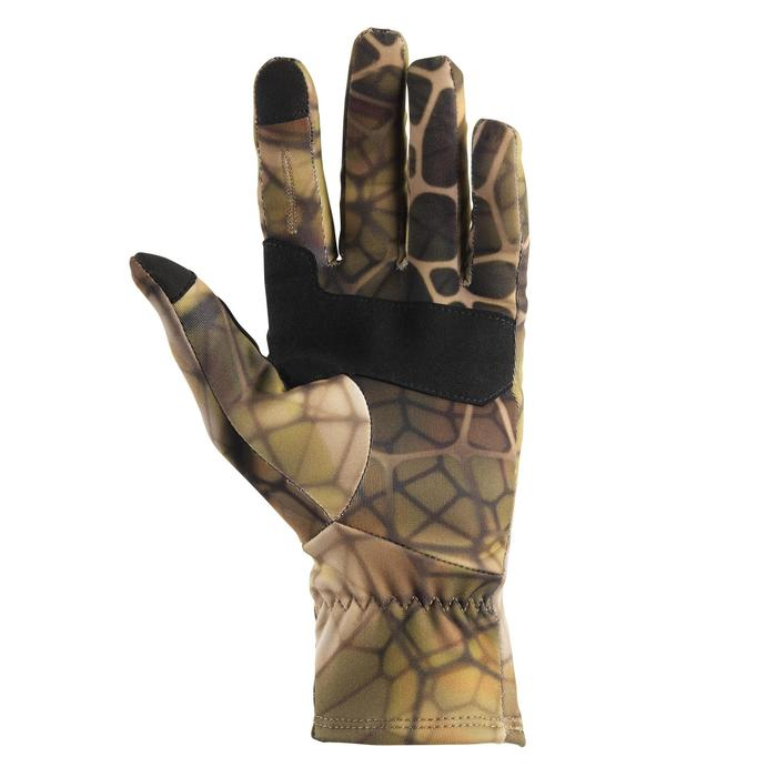 Gants Chasse Chaud 500 camouflage FURTIV