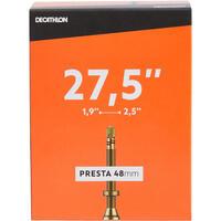 Chambre à air 27,5 x 1,9/2,5 valve Presta 48mm
