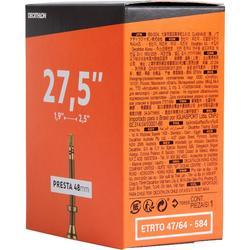 Binnenband 27.5x1.9/2.5 Prestaventiel 48 mm