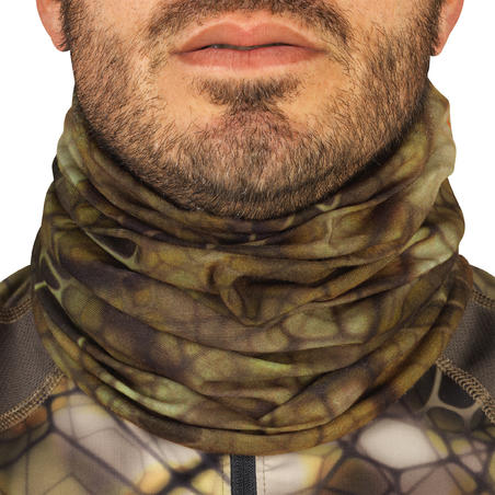 Hunting Neck Warmer 100 - Furtiv Camouflage