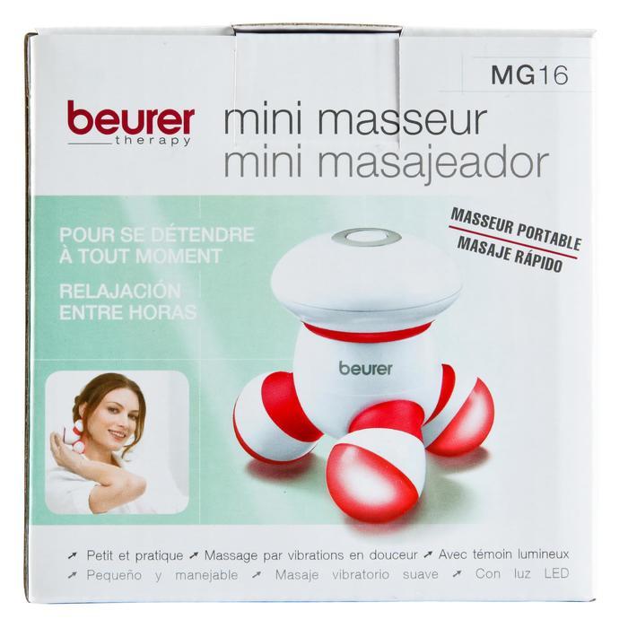 Appareil de massage électrique BEURER MG 16