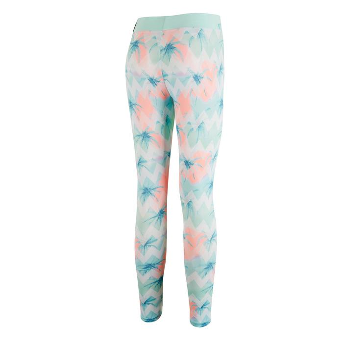 Kids' Leggings UVLEG500L - Green