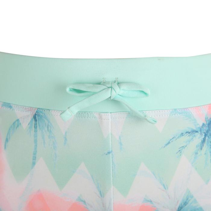 Legging anti UV surf 500 enfant menthe