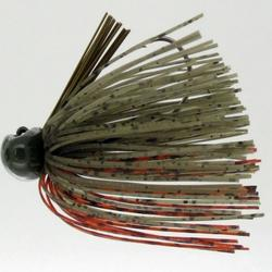 FOOTBALL JIGS 1/2 OZ - BLACK
