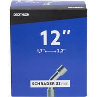 """12"""" Schrader Valve Inner Tube"""