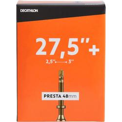 27.5 x 2.50/3.00 48 mm Presta Valve Inner Tube